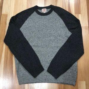 Brooks Brothers Red Fleece Men's Wool Sweater